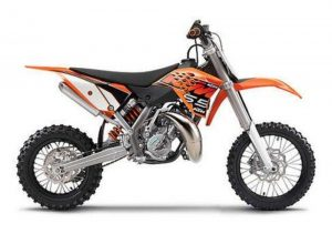Pot echappement KTM SX 65 (2014)