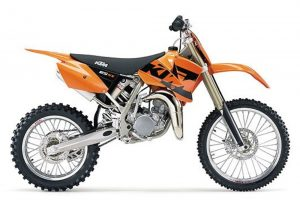 Pot echappement KTM SX 85 (2003 - 04)