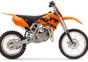 Pot echappement KTM SX 85 (2004)