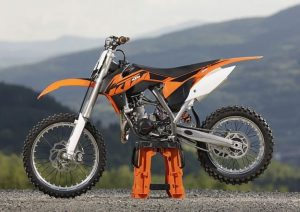 Pot echappement KTM SX 85 (2013)