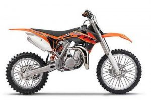 Pot echappement KTM SX 85 (2014)