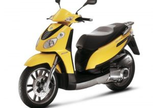 Pot echappement Piaggio Carnaby 125