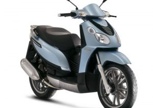 Pot echappement Piaggio Carnaby 200