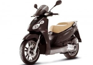 Pot echappement Piaggio Carnaby 250