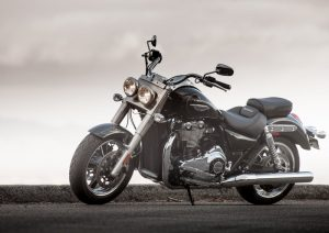 Pot echappement Triumph Thunderbird Commander ABS (2014 - 17)