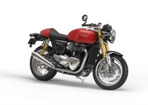 Pot echappement Triumph Thruxton 1200 R (2016)