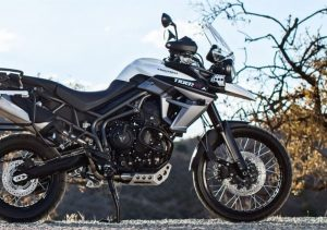 Pot echappement Triumph Tiger 800 XCa (2015 - 17)