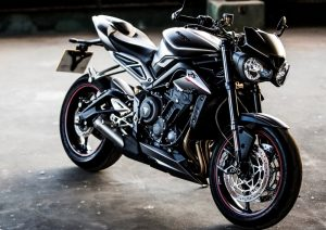 Pot echappement Triumph Street Triple RS (2017 - 19)