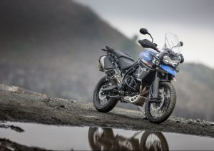 Pot echappement Triumph Tiger 800 XCx (2015 - 17)