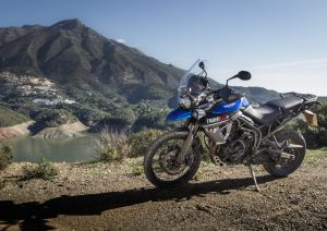 Pot echappement Triumph Tiger 800 XC (2015 - 17)