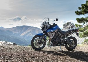 Pot echappement Triumph Tiger 800 XRx (2015 - 17)