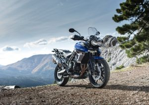 Pot echappement Triumph Tiger 800 XR (2017 - 18)