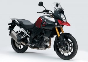 Pot echappement Suzuki V-Strom 1000 ABS (2014 - 17)