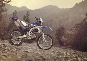 Pot echappement Yamaha WR 250 F (2015)