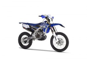 Pot echappement Yamaha WR 250 F Enduro GP (2017)