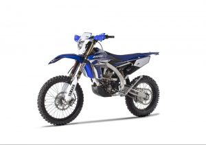 Pot echappement Yamaha WR 450 F Enduro GP (2017)