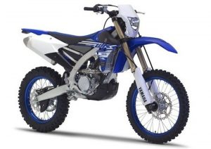 Pot echappement Yamaha WR 250 F (2019)