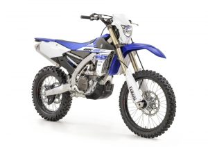 Pot echappement Yamaha WR 450 F (2016)