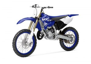 Pot echappement Yamaha YZ 125 (2018)